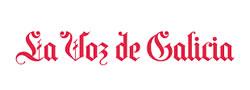 La Voz de Galicia  /> <span class=
