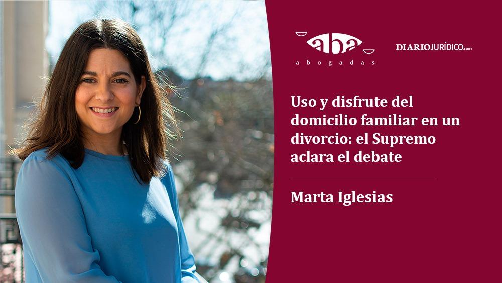 Uso y disfrute del domicilio familiar en un divorcio: el Supremo aclara el debate