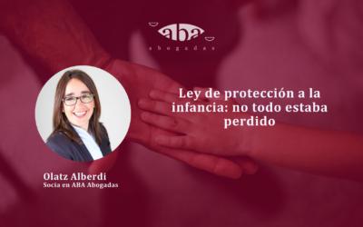 Ley de protección a la infancia: no todo estaba perdido