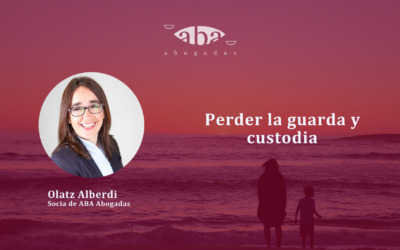 Perder la guarda y custodia