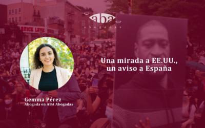 Una mirada a EE.UU., un aviso a España