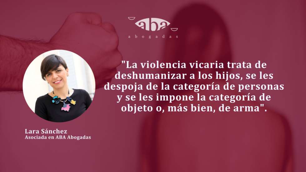 Violencia vicaria: cuando los hijos son un arma